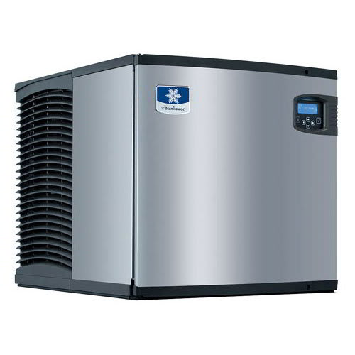 "Manitowoc Ice IY-0325W 22"" Indigo™ Cube Ice Machine Head - 350-lb/24-hr, Water Cooled, 115v"