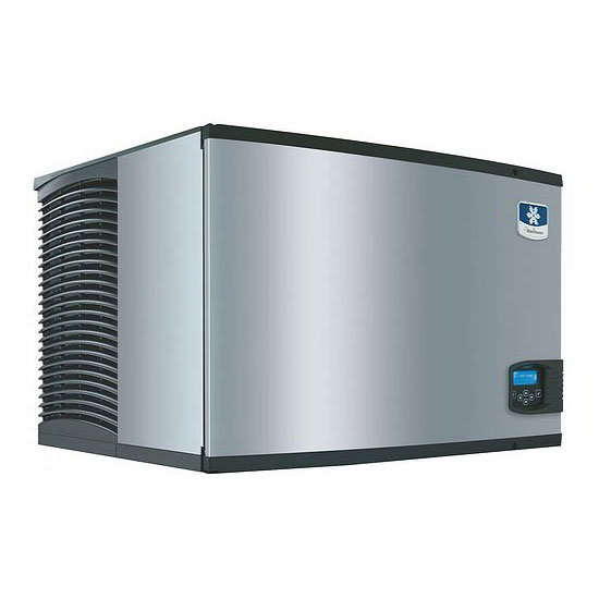 "Manitowoc Ice IY-0454A 30"" Indigo™ Half Cube Ice Machine Head - 450-lb/24-hr, Air Cooled, 115v"
