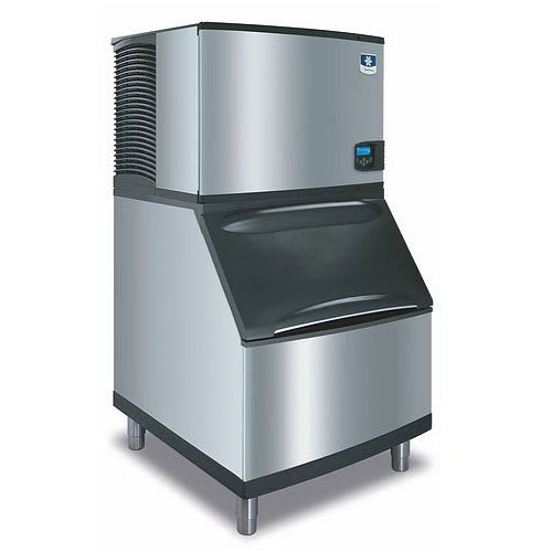 Manitowoc Ice IY-0454A-B-400 450-lb/Day Half Cube Ice Maker w/ 290-lb Bin, Air Cooled, 115v