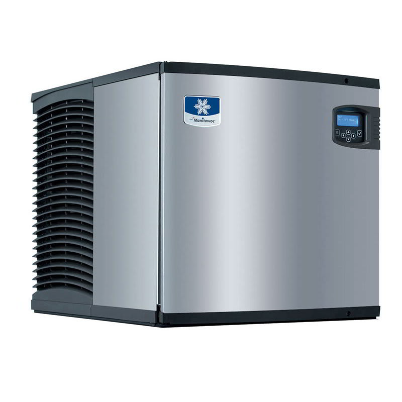 """Manitowoc Ice IY-0524A 22"""" Indigo™ Half Cube Ice Machine Head - 485-lb/24-hr, Air Cooled, 115v"""