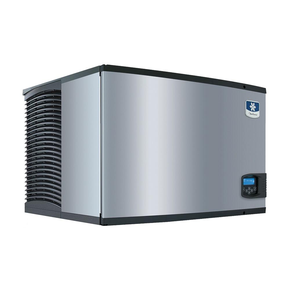 """Manitowoc Ice IY-0594N 30"""" Indigo™ Half Cube Ice Machine Head - 510-lb/24-hr, Remote Cooled, 115v"""