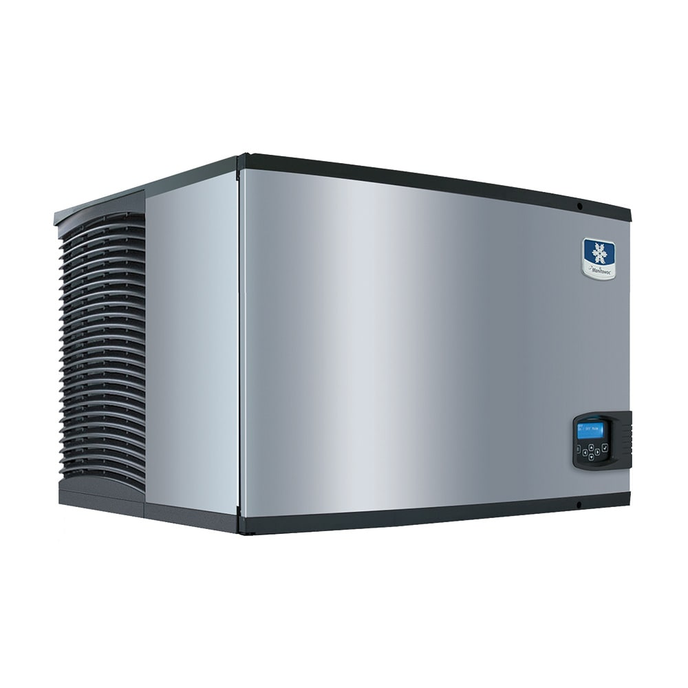 "Manitowoc Ice IY-0686C 30"" Indigo™ QuietQube Cube Ice Machine Head - 634-lb/24-hr, Remote Cooled, 115v"