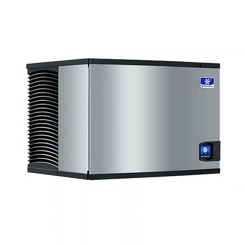 """Manitowoc Ice IY-0686C 30"""" Indigo™ QuietQube Half Cube Ice Machine Head - 634-lb/24-hr, Remote Cooled, 115v"""