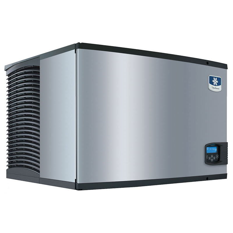 "Manitowoc Ice IY-0696N 30"" Indigo™ Half Cube Ice Machine Head - 642 lb/24 hr, Remote Cooled, 208-230v/1ph"