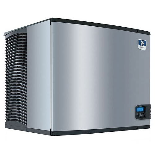 "Manitowoc Ice IY-0906A 30"" Indigo™ Half Cube Ice Machine Head - 901 lb/24 hr, Air Cooled, 208 230v/1ph"