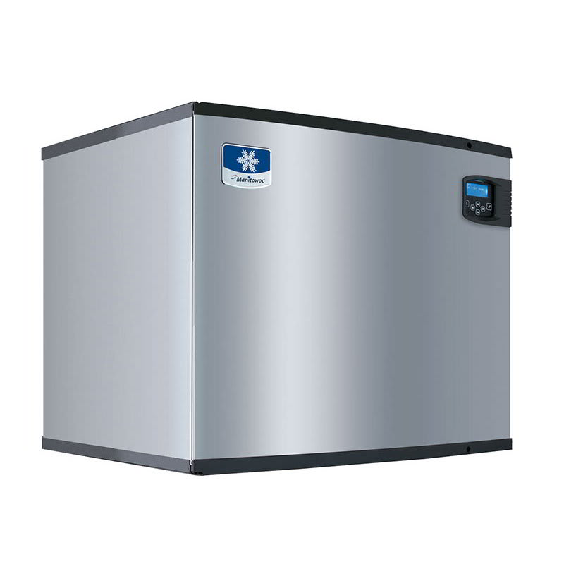 "Manitowoc Ice IY-1474C 30"" QuietQube® Half Cube Ice Machine Head - 1425-lb/24-hr, Remote Cooled, 115v"