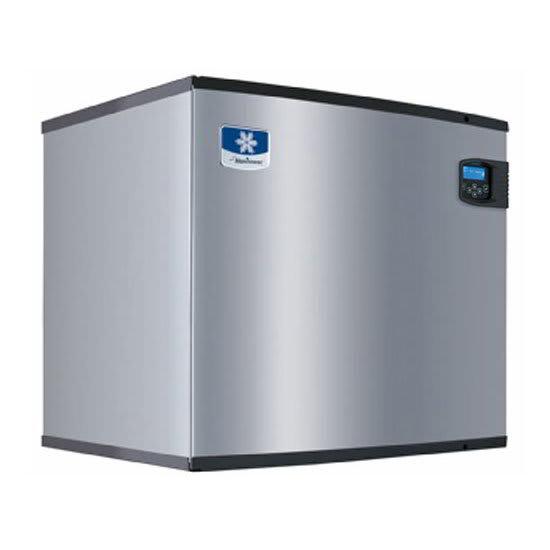 """Manitowoc Ice IY-1874C 30"""" QuietQube® Half Cube Ice Machine Head - 1810-lb/24-hr, Remote Cooled, 115v"""