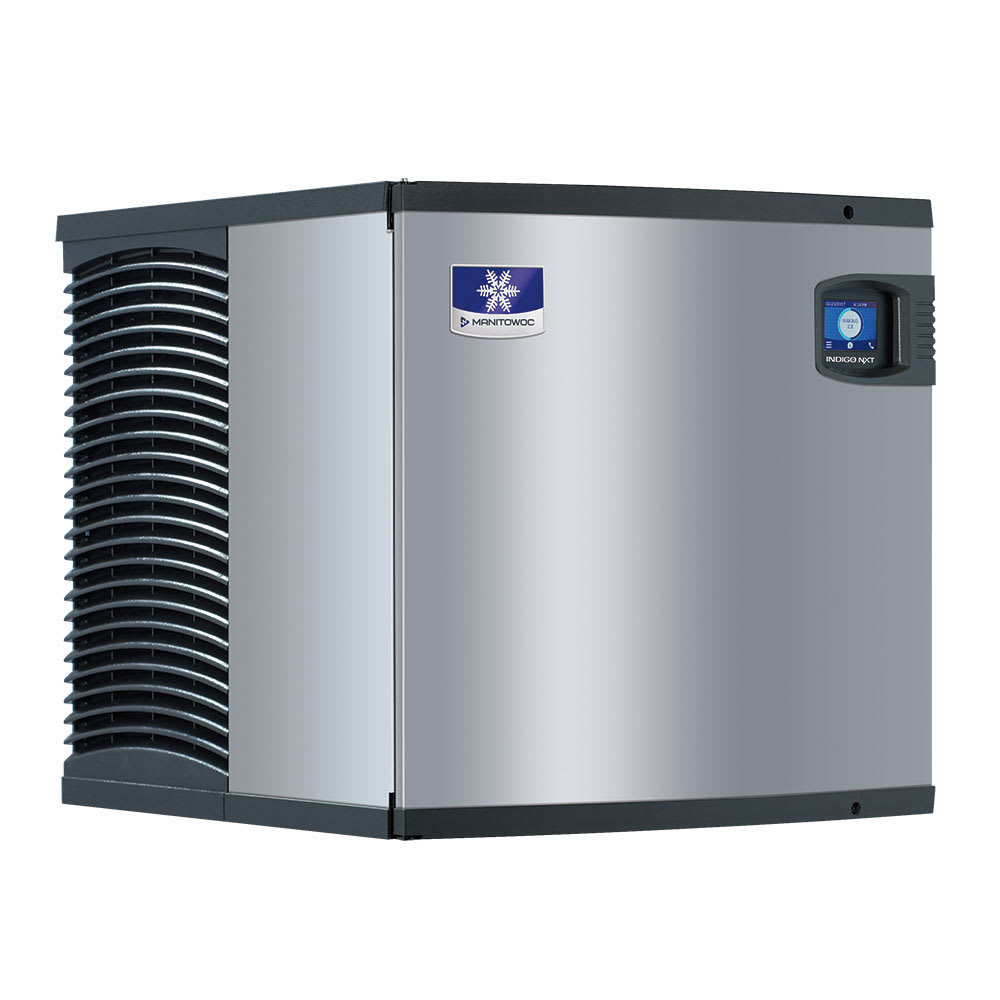"Manitowoc Ice IYT-0420W 22"" Indigo NXT'Ñ¢ Half Cube Ice Machine Head - 490 lb/24 hr, Water-Cooled, 115v"