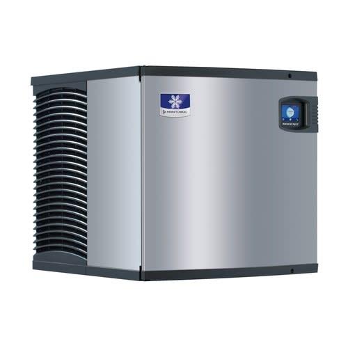 """Manitowoc Ice IYT-0620A 22"""" Indigo NXT™ Half Cube Ice Machine Head - 575-lb/24-hr, Air-Cooled, 115v"""