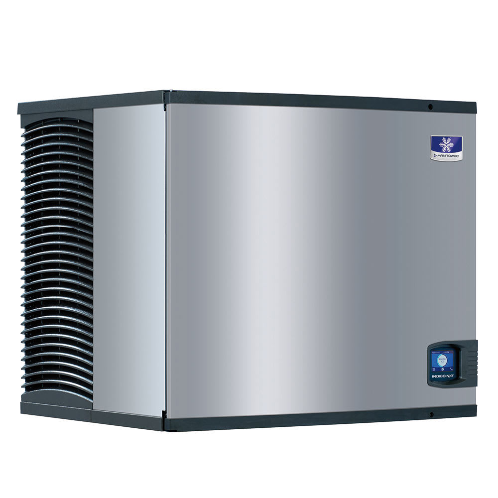 "Manitowoc Ice IYT-1900W 48"" Indigo NXT™ Half Cube Ice Machine Head - 1930 lb/24 hr, Water Cooled, 208/230v/1ph"