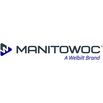 Manitowoc Ice K-00170 Ice Deflector for Q600, Q800 or Q1000 Series on F-Style Bin