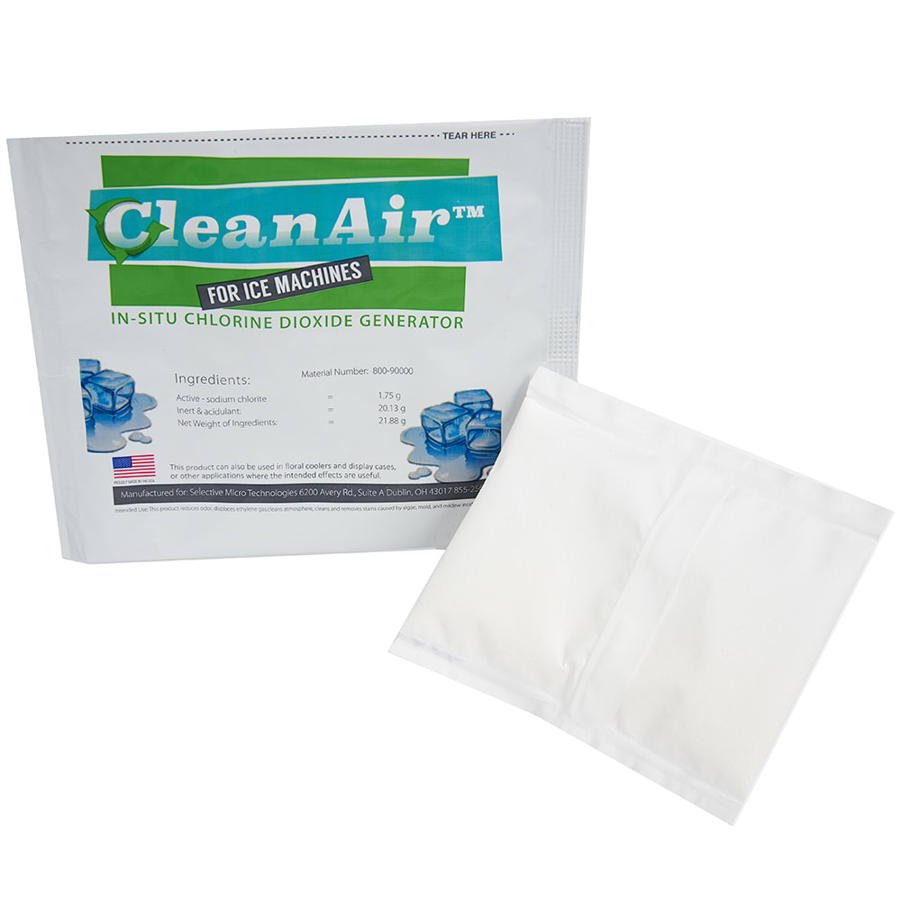 Manitowoc Ice K-00206 Guardian Slime Inhibitor System Satchet Refill