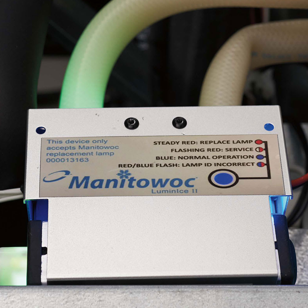 Manitowoc Ice K 00464 Field Installed Luminice Ii Growth