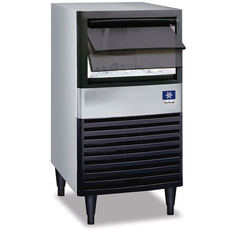 Manitowoc Ice QM-45A Undercounter Full Cube Ice Maker - 95-lbs/day, Air Cooled, 115v