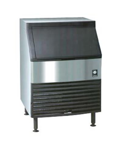 Manitowoc Ice QR-0210A Cube-Style Ice Maker w/ 215-lb/24-hr Capacity & Bin, Air Cool, 115v