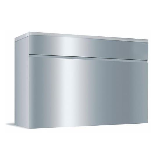 """Manitowoc Ice SDF-3000C 48"""" Quadzilla™ QuietQube® Ice Machine Head - 2850-lb/day, Remote, 115v"""