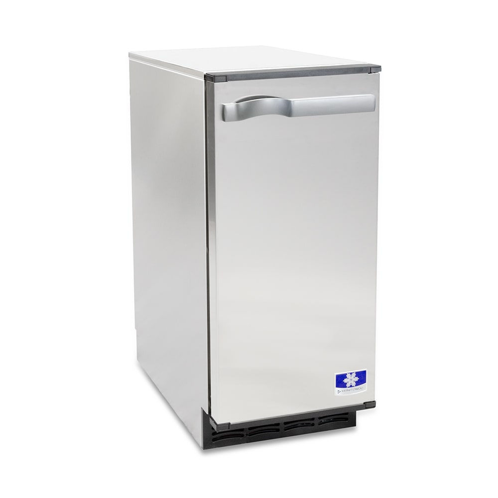 Manitowoc Ice SM-50A Undercounter Top Hat Ice Maker - 53 lbs/day, Air Cooled, 115v