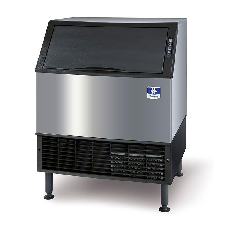Manitowoc Ice UD-0310W Undercounter Full Cube Ice Maker - 271-lbs/day, Water Cooled, 115v