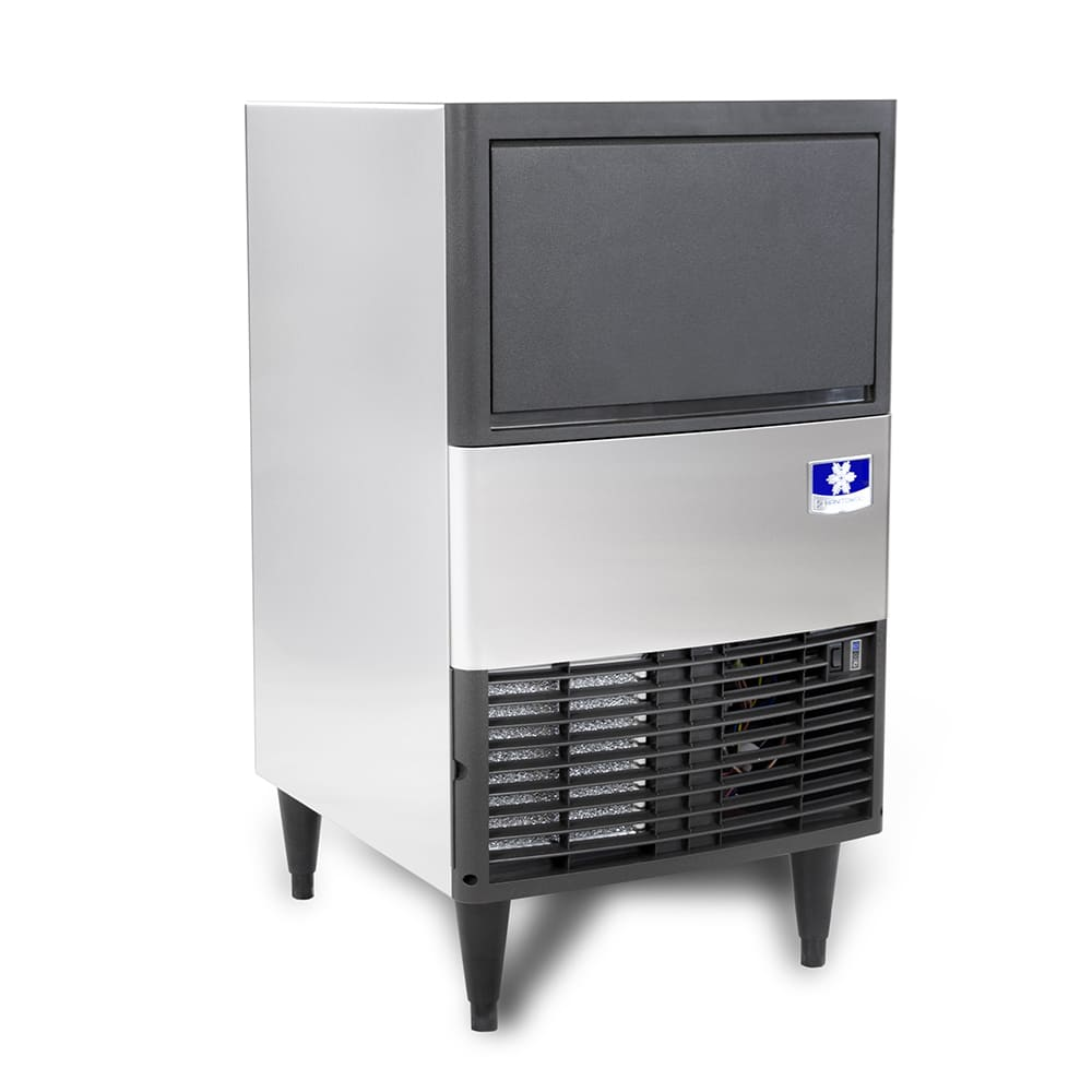 "Manitowoc Ice UDE-0080A 36""H Full Cube Undercounter Ice Maker - 102 lbs/day, Air Cooled"
