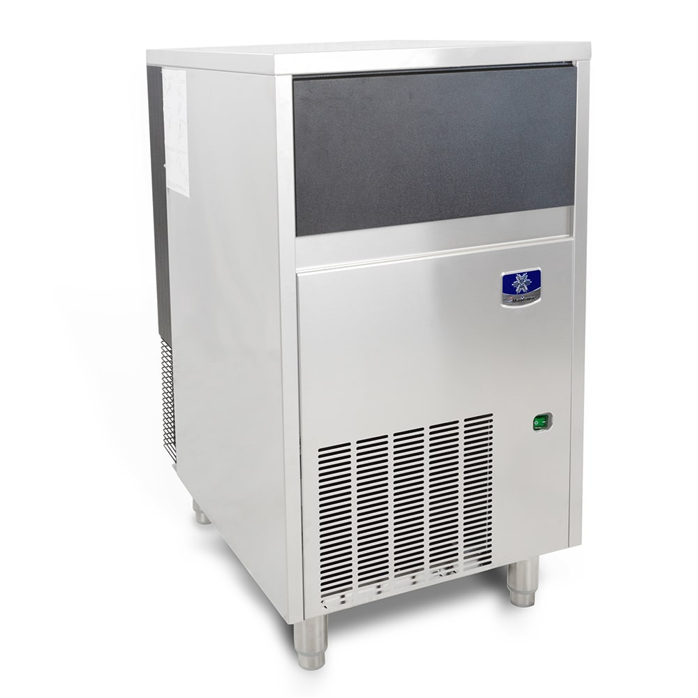 "Manitowoc Ice UFF-0350A 39.5""H Flake Undercounter Ice Maker - 350 lbs/day, Air Cooled"