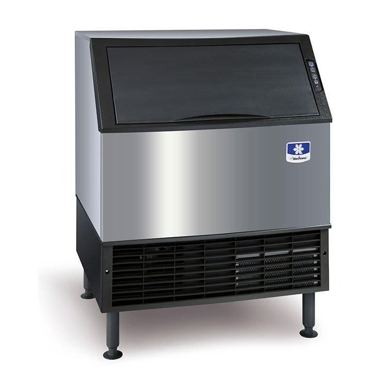 Manitowoc Ice UY-0310W Undercounter Half Cube Ice Maker - 271-lbs/day, Water Cooled, 115v