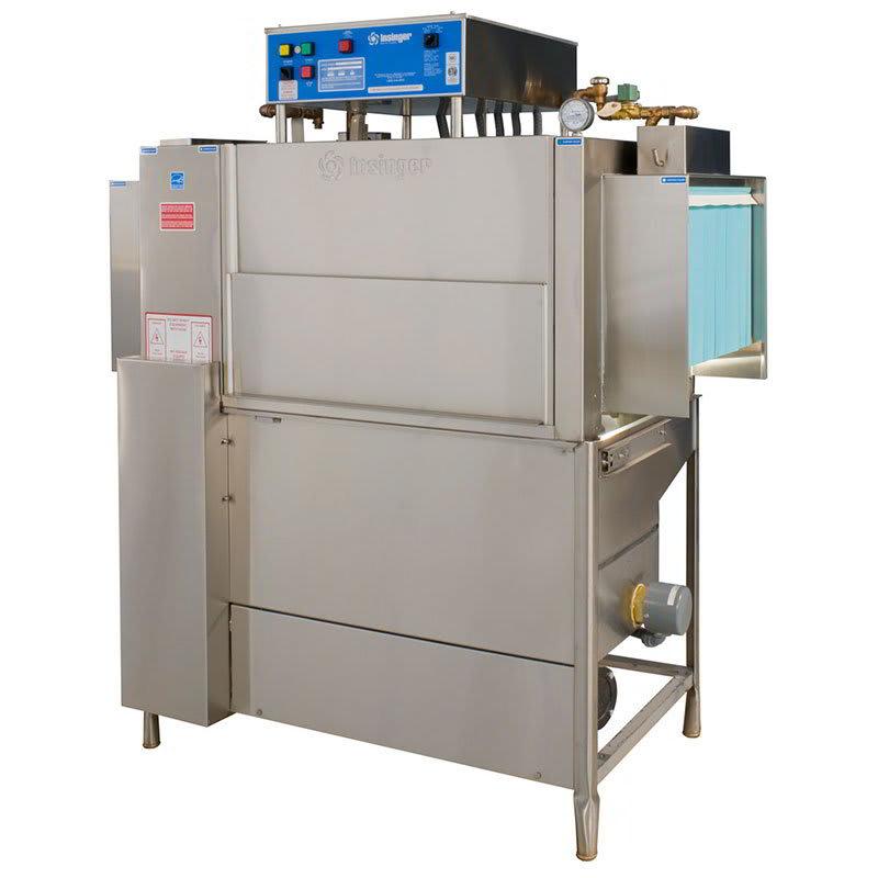 "Insinger ADMIRAL44-4 43.5"" High Temp Conveyor Dishwasher w/ Steam Tank Heat, No Booster, 208v/3ph"