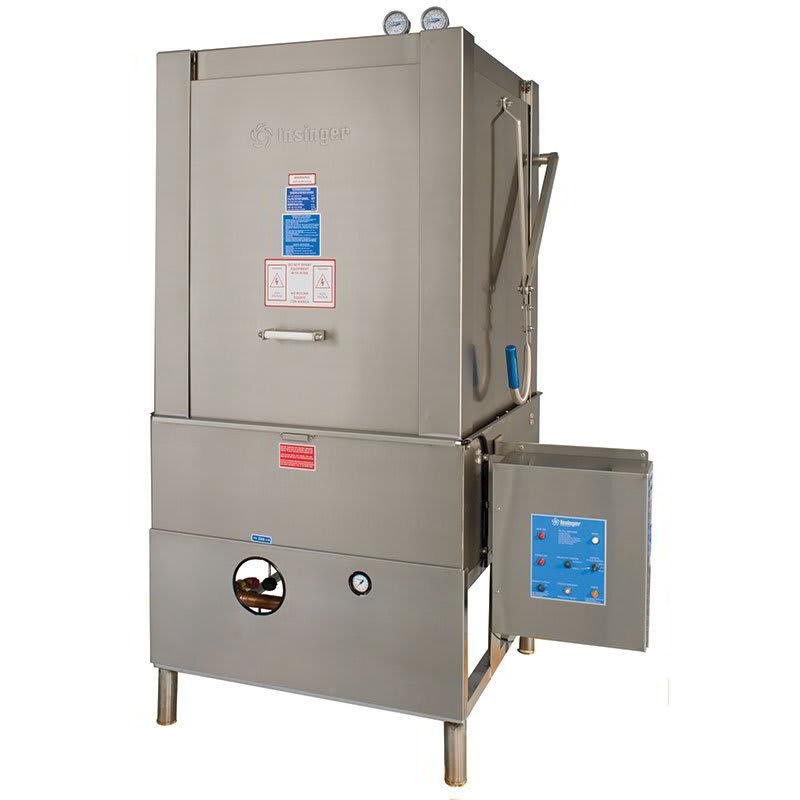 Insinger CA3 Low Temp Door Type Dishwasher w/ Pot & Pan Washer, 208v/3ph
