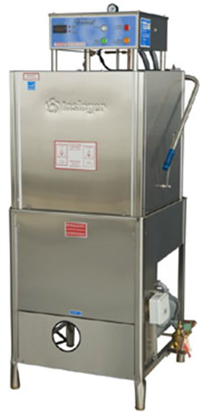 Insinger COMMANDER 18-6-B High Temp Door Type Dishwasher w/ No Booster, 208v/3ph