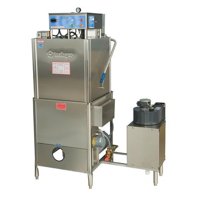 Insinger COMMANDER18-6V-B High Temperature Door Type Dishwasher w/ Built-In Booster, 208v/3ph