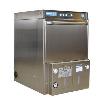 Insinger RL-30 High Temp Rack Undercounter Dishwasher w/ Built-In Booster & (30) Racks/hr, 208-240v/1ph