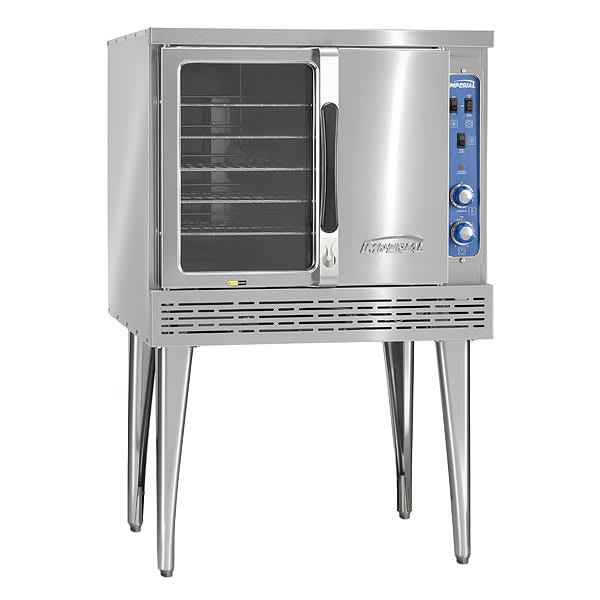 Imperial ICVE-1 Full Size Electric Convection Oven - 208v/1ph