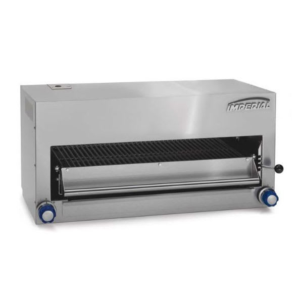 "Imperial ISB-36-E 36"" Electric Salamander Broiler, 208v/1ph"