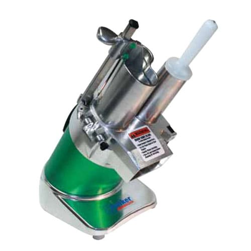 Piper Products GSM4 Vegetable Cutter w/ 600 lbs Per Hour Processing, Safety Interlocks, Aluminum