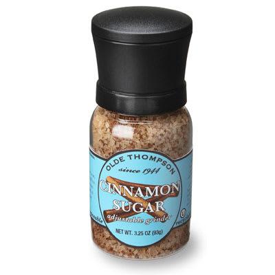 Olde Thompson 1040-19 3.25-oz Cinnamon & Sugar Disposable Mini Grinder