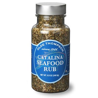 Olde Thompson 1400-05 8.5 oz Catalina Seafood Rub
