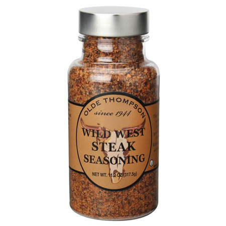 Olde Thompson 1400-07 11.2-oz Wild West Steak Rub