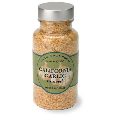 Olde Thompson 1400-24 9.5-oz Minced Garlic