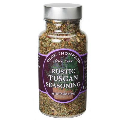 Olde Thompson 1400-33 7.5-oz Rustic Tuscan Rub
