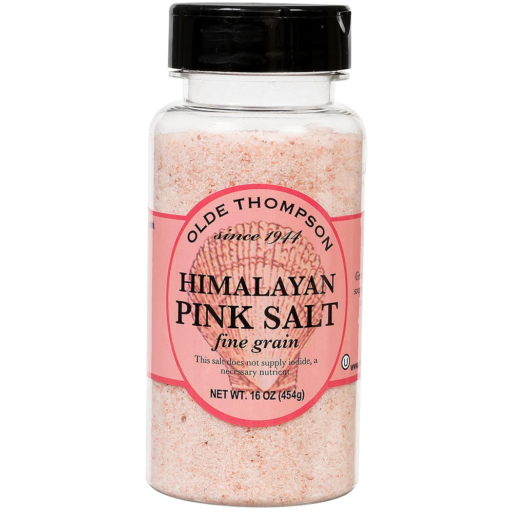 Olde Thompson 1400-58 16-oz Himalayan Pink Salt