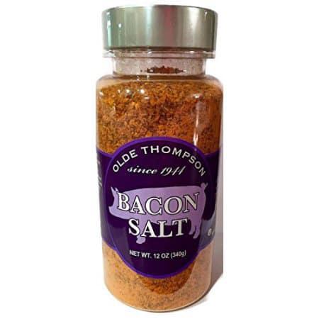 Olde Thompson 1400-90 12 oz Bacon Salt