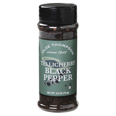 Olde Thompson 1700-13 2.8 oz Tellichery Pepper