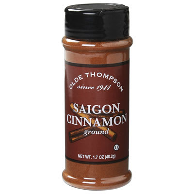 Olde Thompson 1700-25 Saigon Cinnamon, 1.7-oz Jar