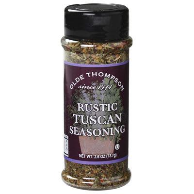 Olde Thompson 1700-33 2.6-oz Rustic Tuscan Seasoning