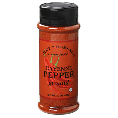Olde Thompson 1700-34 2.3-oz Cayenne Pepper