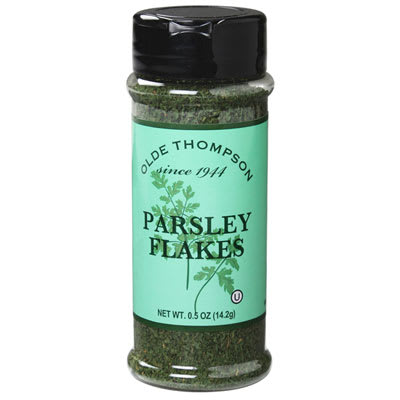 Olde Thompson 1700-35 .5 oz Parsley Flakes