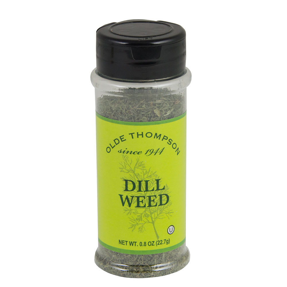 Olde Thompson 1700-46 Dill Weed, 0.8-oz Jar