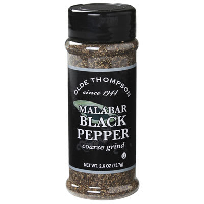 Olde Thompson 1700-52 2.6 oz Coarse Ground Pepper