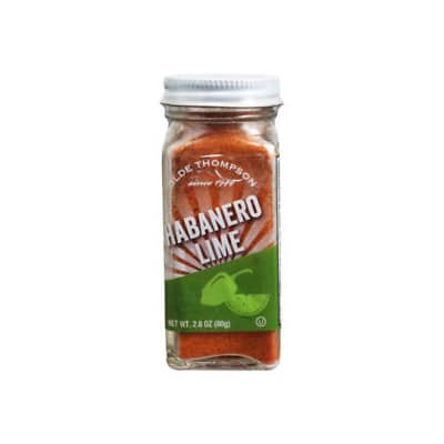 Olde Thompson 1900-93 2.8 oz Habanero Lime Seasoning