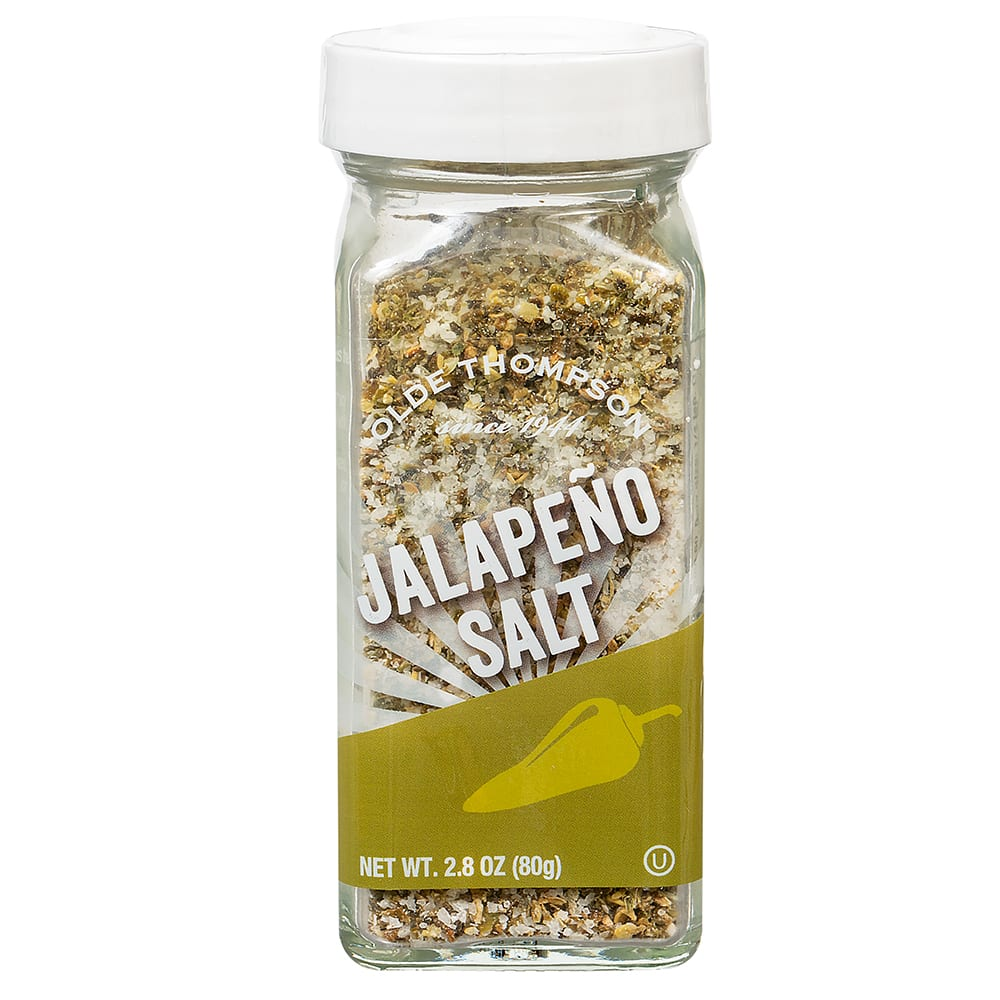 Olde Thompson 1900-94 2.8 oz Jalapeno Salt