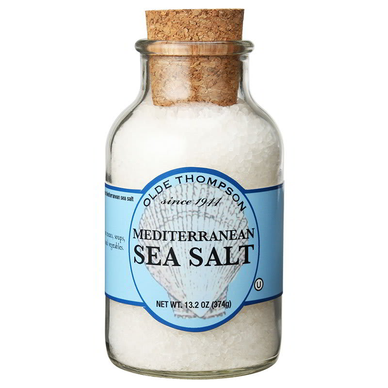 Olde Thompson 23-112 13.2-oz Mediterranean Sea Salt